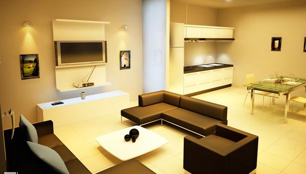 iluminacion para sus muebles en conjunto