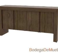 Mueble Bufetera de Madera básica y necesaria para complementar el área del comedor.