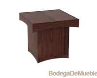 """Mesa Lateral que hace juego a la perfección con la mesa de centro """"Rubi"""""""
