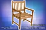 sillas de jardin 1
