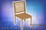 sillas de jardin 2