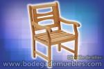 sillas de jardin 5