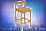 sillas de madera 1