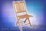 sillas plegables 1
