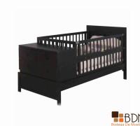 Cuna cama para bebe bolonia