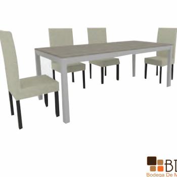Mesa para Comedor Minimalista Hassan