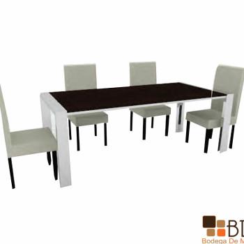 Mesa para Comedor Moderna Tiziano