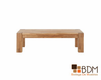 mesa de centro rústica, mesa de madera, rústico chic