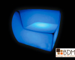 muebles con led