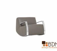 sillon mesedora, gris, moderno, minimalista
