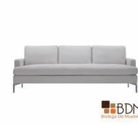 sofa para 3 - elegante - nórdico - contemporáneo