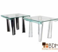 refinada mesa lateral