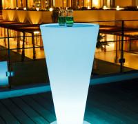 Mesa Bar con led