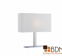 lámpara juvenil blanca