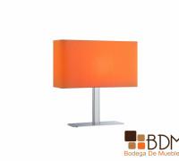 lámpara juvenil naranja