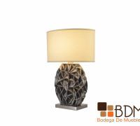 lámpara moderna de mesa