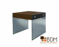 mesa lateral elegante
