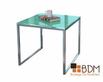 mesa minimalista lateral