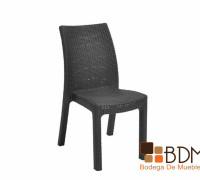 silla básica de exterior