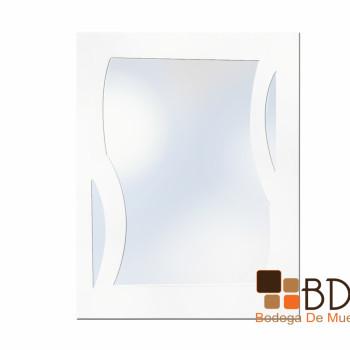 Espejo Decorativo de Ondas Mirror Shield