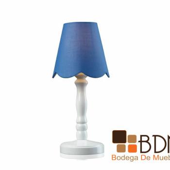 Lámpara Azul para Niño Soft Light