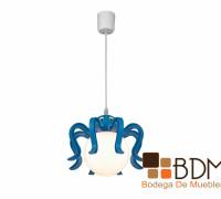 Lámpara Colgante de Pulpo