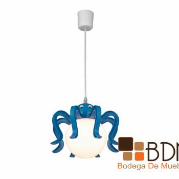 Lámpara Colgante de Pulpo Soft Light