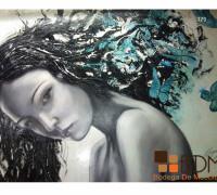 pintura moderna al óleo