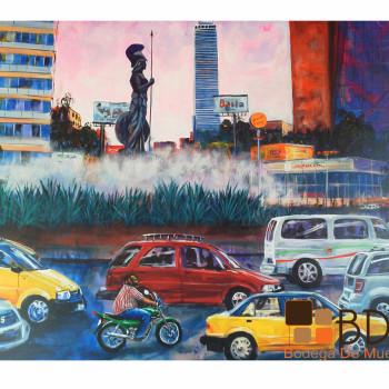 Pintura Moderna Technicolor