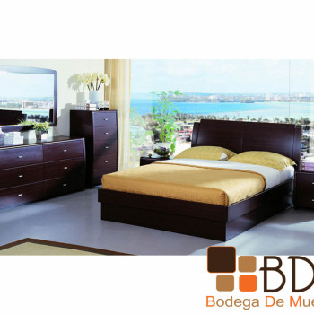 Recámara Confort-Estilo Furniture