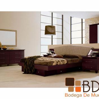 Recámara Diseño Italiano Furniture