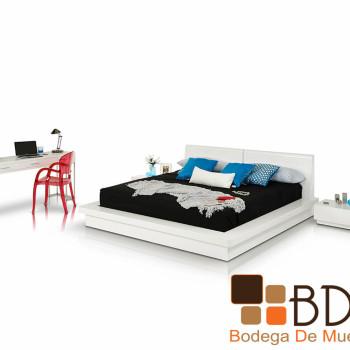 Recámara Elegance Blanca Furniture