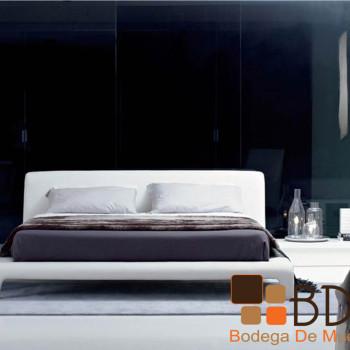 Recámara Minimalista Color Blanco Furniture