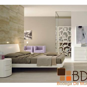 Recámara con Hermoso Diseño Vanguardista Furniture