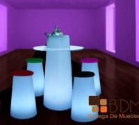 Set de Bar con luz Led
