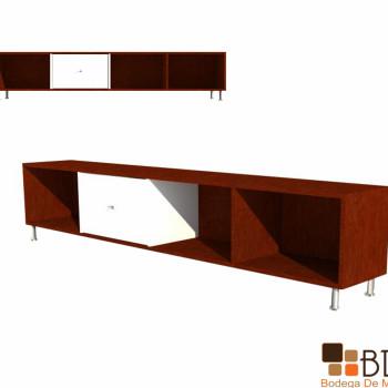 Mueble para TV de Madera Eubea