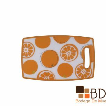 Tabla para Picar con Naranjas Orange