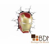 Lámparas Iron Man