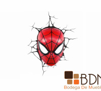 Lámparas Spiderman