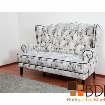 Sillón tapiz moderno Bessouet
