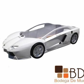 Cama Infantil Lamborghini