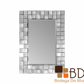 Espejo Decorativo con Cuadros Cosme