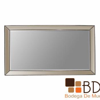 Espejo rectangular Camelia