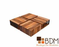 Mesa de Centro en madera