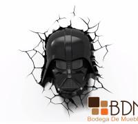 Lámpara de Darth Vader
