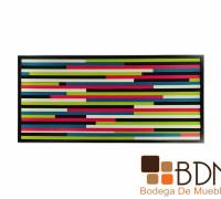 Cuadro Decorativo Multicolor