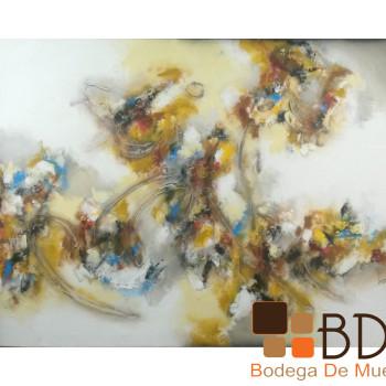 Pintura al Óleo Elegante Idris