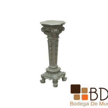 Columna Decorativa Vintage Azalea