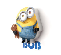 Lámpara 3D Mini Bob Minion
