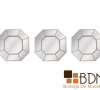 Set de Espejos Decorativos